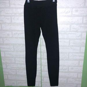 Women's Sundry stripe pants sz S B4